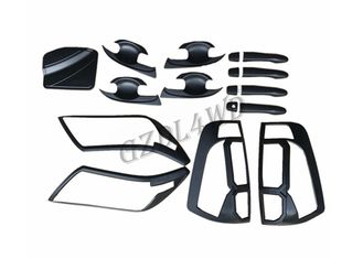 Nissan Navara NP300 Body Cover Full Set Body Kits Matte Black Trims