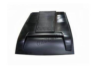 Laser Print Logo Bonnet Hood Scoop For Mitsubishi Triton MQ L200 Car Accessories