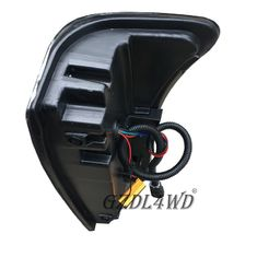 2019 Replacement Smoked Black Modified 12V LED Tail Light