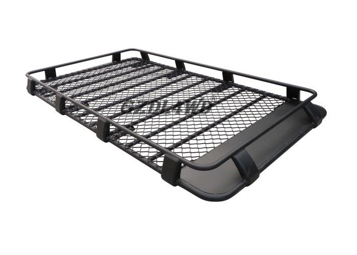Customized Size Universal Roof Rack 4x4 Cross Bars Luggage Steel Powder Coating সরবরাহকারী