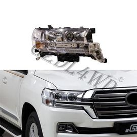 Plastic Conversation Body Kit For Toyota Land Cruiser Fj200 Lc200 2008 - 2015 Upgrade To 2016